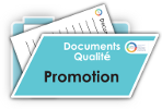 "Documents types ""promotion"" à destination des 12 établissements du GIRCI"